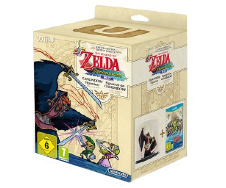 The Legend of Zelda The Wind Waker HD Limited Edition in doos