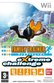 Family Trainer Extreme Challenge Incl Gamemat