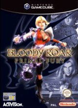 Bloady Roar Primal Fury