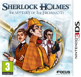 Sherlock Holmes The Mystery of the Frozen City