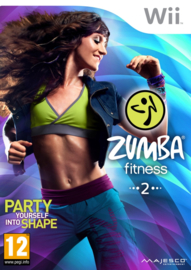 Zumba Fitness 2 incl Fitness Belt