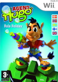 Agent Hugo Hula Holiday