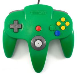 Nintendo 64 Groen