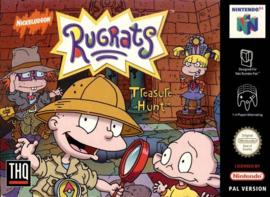 Rugrats Treasure Hunt