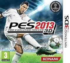 PES 2013 3D Pro Evolution Soccer
