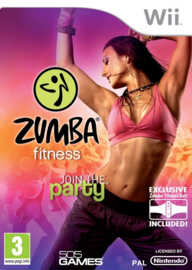 Zumba Fitness incl Fitness Belt