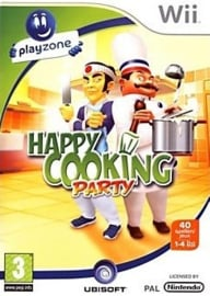 Happy Cooking Party