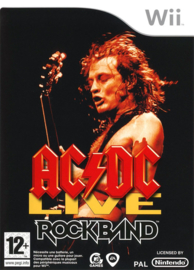 ACDC Live Rockband Track Pack