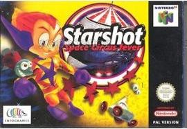Starshot Paniek in het Space Circus