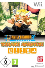 Family Trainer Treasure Adventure  Incl Gamemat