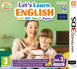 Lets Learn English with Biff Chip and Kipper Vol 3