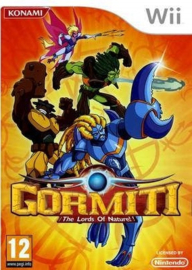 Gormiti The Lord of Nature