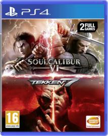 Soul Calibur IV + Tekken 7 Double Pack
