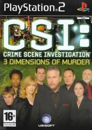 CSI Crime Scene Investigator 3 Dimensions of Murder
