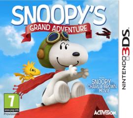 Snoopy en De Peanuts - De Film Snoopys Grote Avontuur