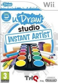 U Draw Studio Instant Artist incl Tekentablet