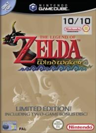 The Legend of Zelda Wind Waker Limited Edition + 2 Bonus Disc