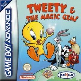 tweety & the magic gems