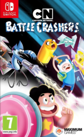 Cartoon Network Battle Crashers