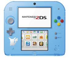 Nintendo 2DS Pokemon Editie