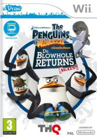 De Pinguins van Madagascar Dr Blowhole Keert Weer Terug