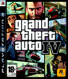 Grand Theft Auto IV ( GTA 4 )