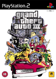 Grand Theft Auto III ( 3 )
