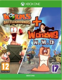 Worms Battleground + Worms W.M.D Double Pack