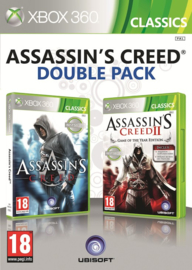 Assassin's Creed 1 + 2 Double Pack