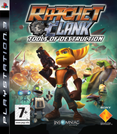 Ratchet & Clank Tools of Destruction