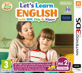Lets Learn English with Biff Chip and Kipper Vol 2