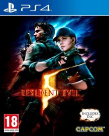 Resident Evil 5 Remastered