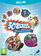 Family 30 Great Games Obstacle Arcade