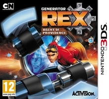 Generator Rex Agent of Providence