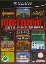 Namco Museum 50th Anniversary Collection