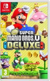 New Super Mario Bros Deluxe