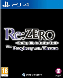 Re-Zero Starting Life in Another World The Propheycy Of The Throne
