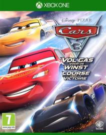 Cars 3 Vol Gas voor de Winst