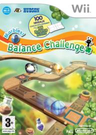 Marbles Balance Challenge