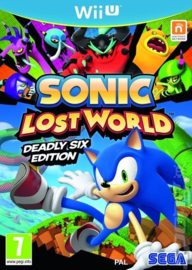 Sonic Lost World Deadly Six-Editie