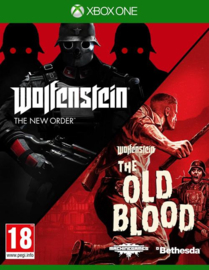 Wolfenstein The New Order + Wolfenstein The Old Blood