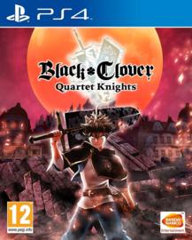 Black Clover Quarter Knights
