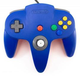 Nintendo 64 Controller Blauw