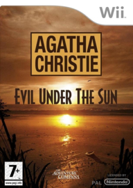 Agathie Christie Evil Under The Sun