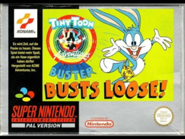 Tiny Toon Adventures Busts Loose