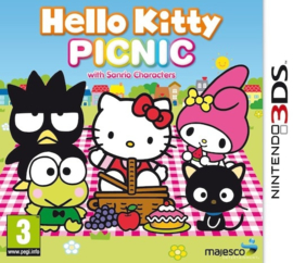 Hello Kitty Picnic with Sanrio Friends