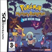 Pokemon Mystery Dungeon Blue Rescue Team
