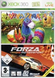 Viva Pinata + Forza Motorsport 2 Double Pack