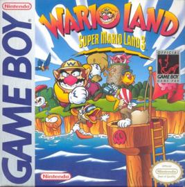 Warioland Super Mario Land 3
