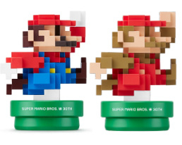 30th Anniversary Edition Amiibo